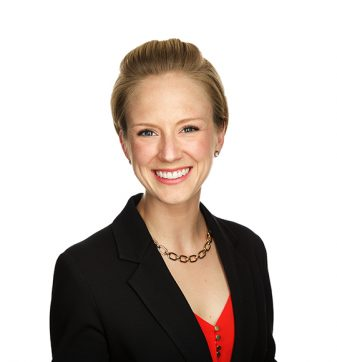 Meagan Speers, Associate, Wealth Solutions headshot