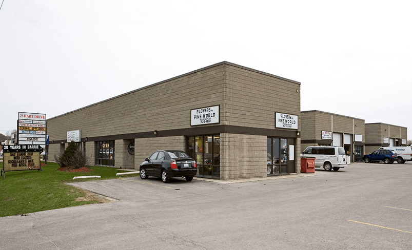 Skyline Commercial REIT - 25 Hart Drive, Barrie, ON