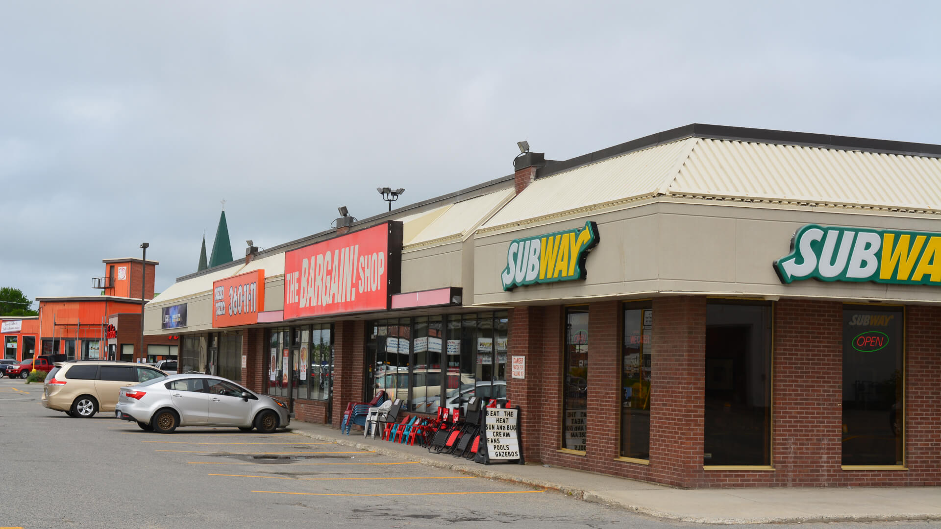 Skyline Retail REIT - 414 Algonquin Boulevard East, Timmins, ON