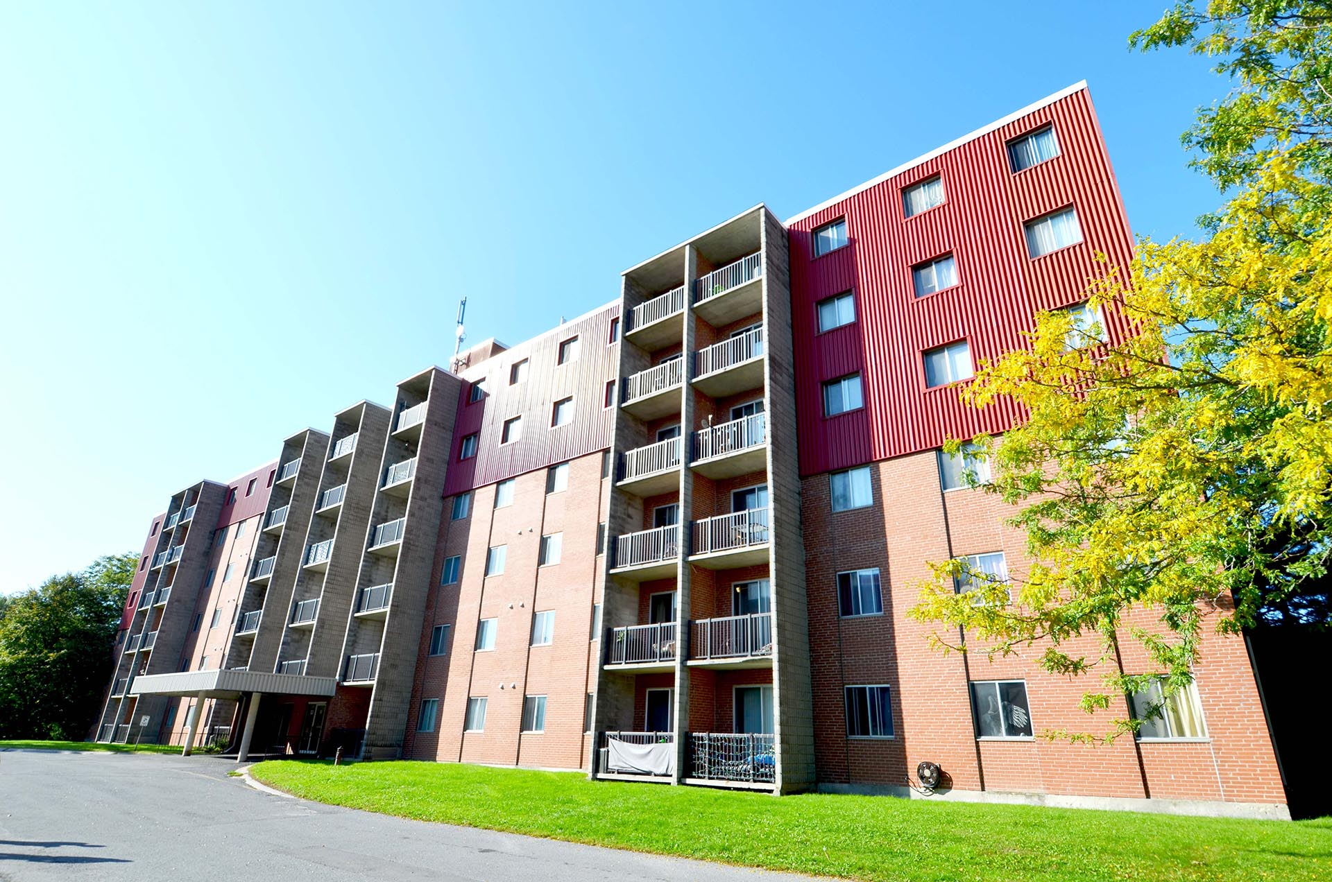 Skyline Apartment REIT Purchases Frontenac Arms; Lasalle I & II properties in Kingston, ON