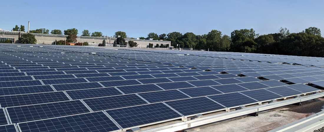 Skyline Clean Energy Fund Goldenset Solar Array