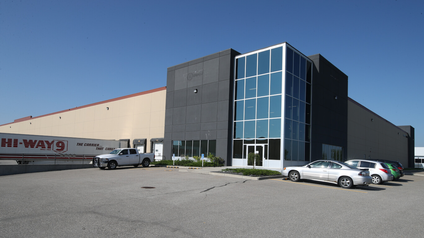 Skyline Commercial REIT - Purchases Industrial Portfolio in Calgary, AB